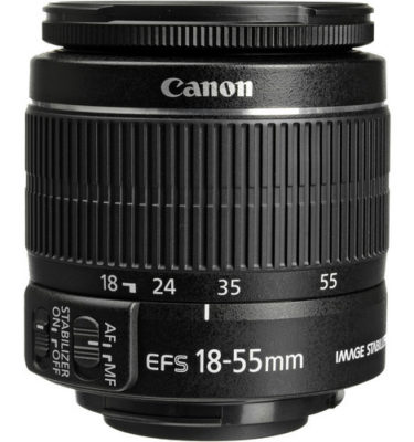 Canon 18-55mm EFS f/3.5-5.6 IS