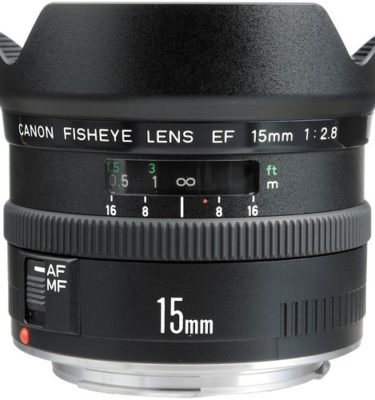 Canon 15mm f/2.8 Fish Eye