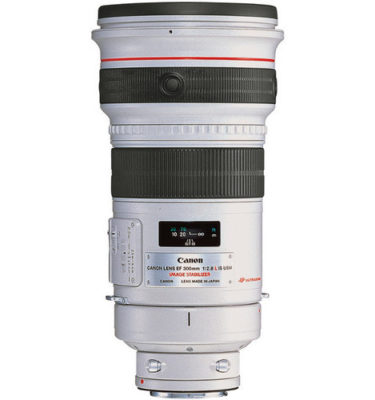 Canon 300mm f/2.8 L IS