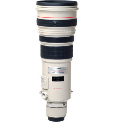 Canon 500mm f/4.0 L IS
