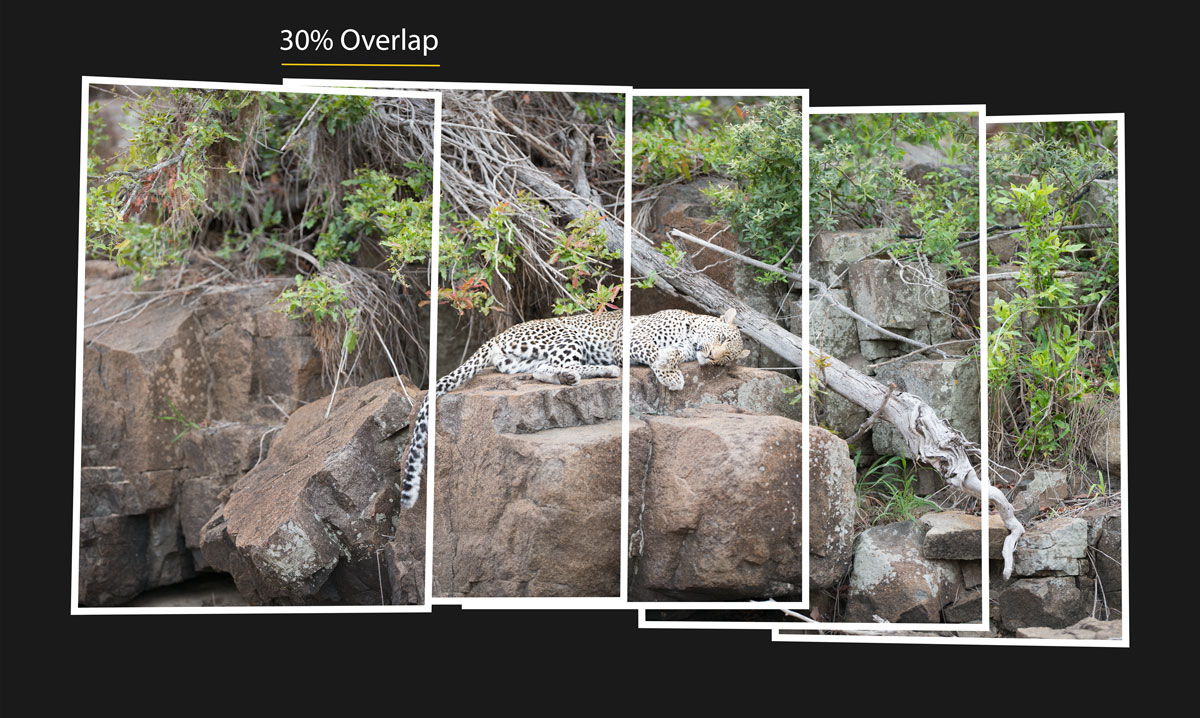 Creating photographic context with Telephoto Panorama's 1