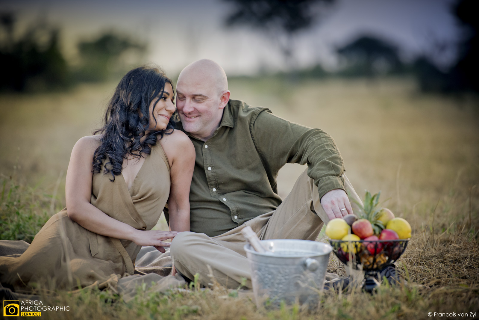 Francois van Zyl Wedding Portrait Photographer Mpumalanga South Africa  D817029 - Safari Portraiture, a behind the scenes look