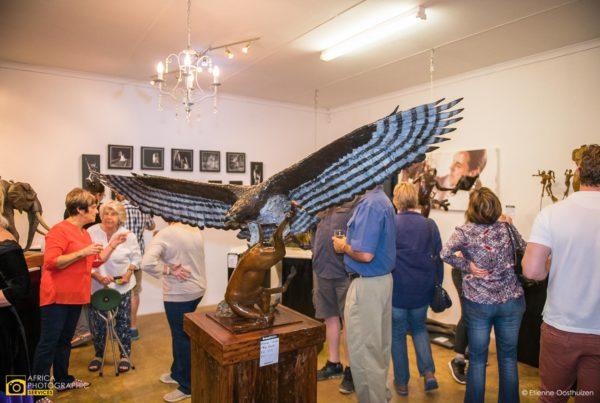 Casterbridge 0020 600x403 - Caster Bridge Bronze Gallery opening